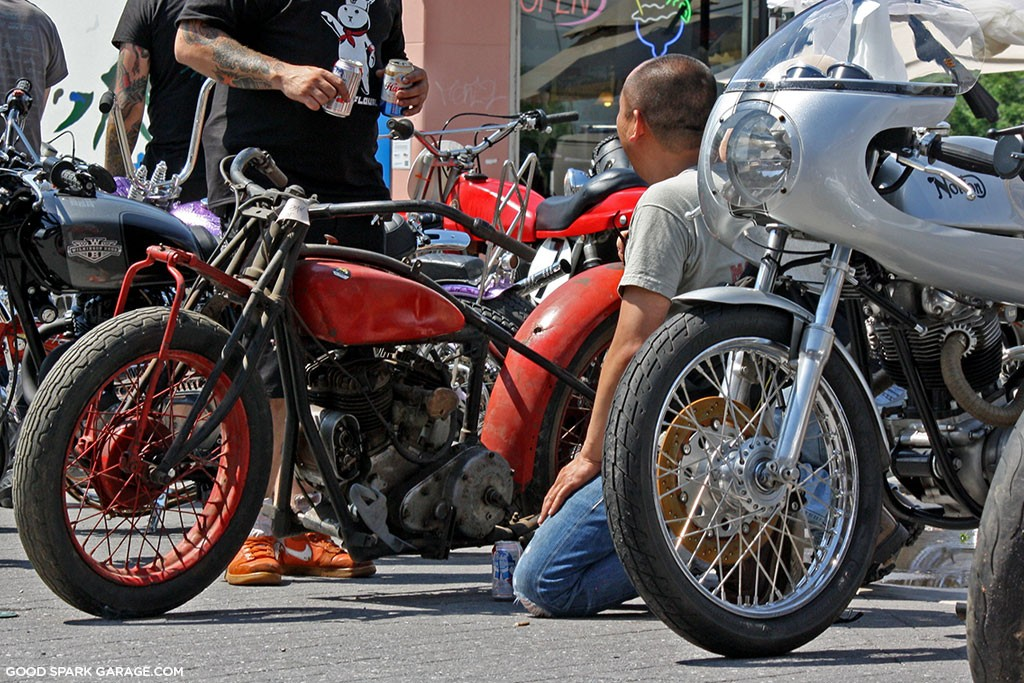 Rockers Reunion Indy 2015 Old Motorcycles