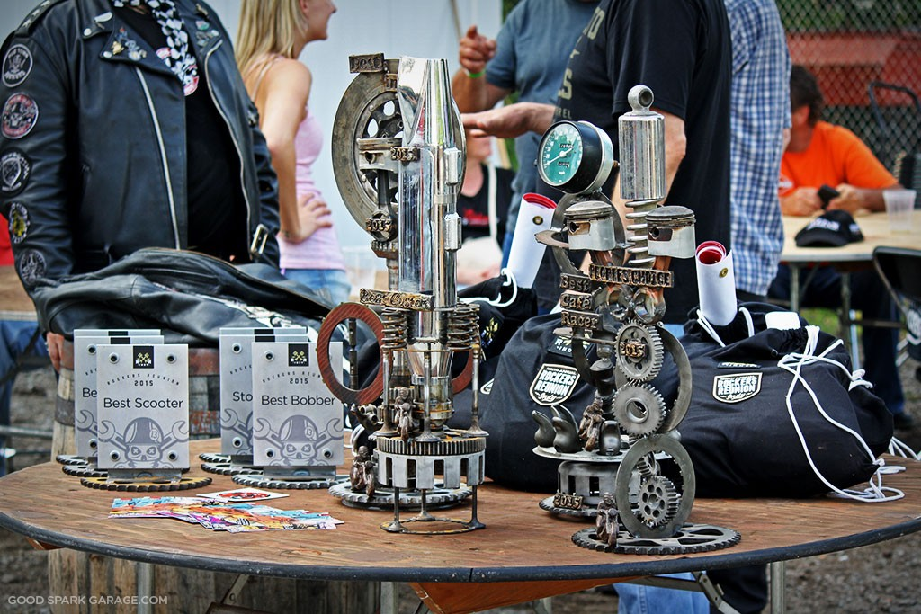 Rockers Reunion Indy Trophy Table