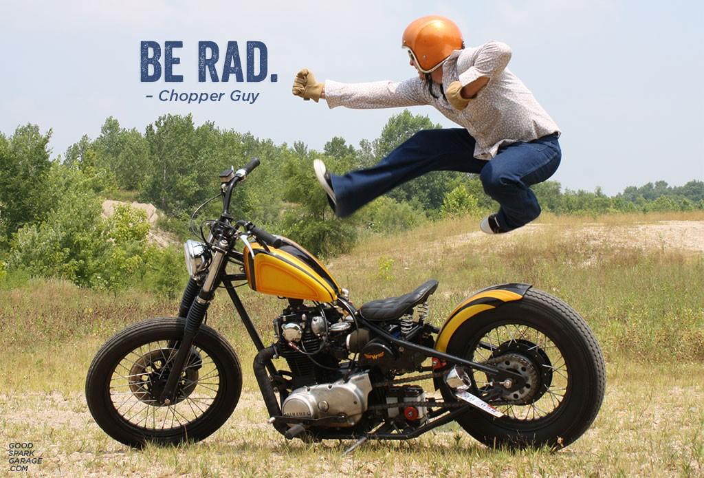 Be Rad Always
