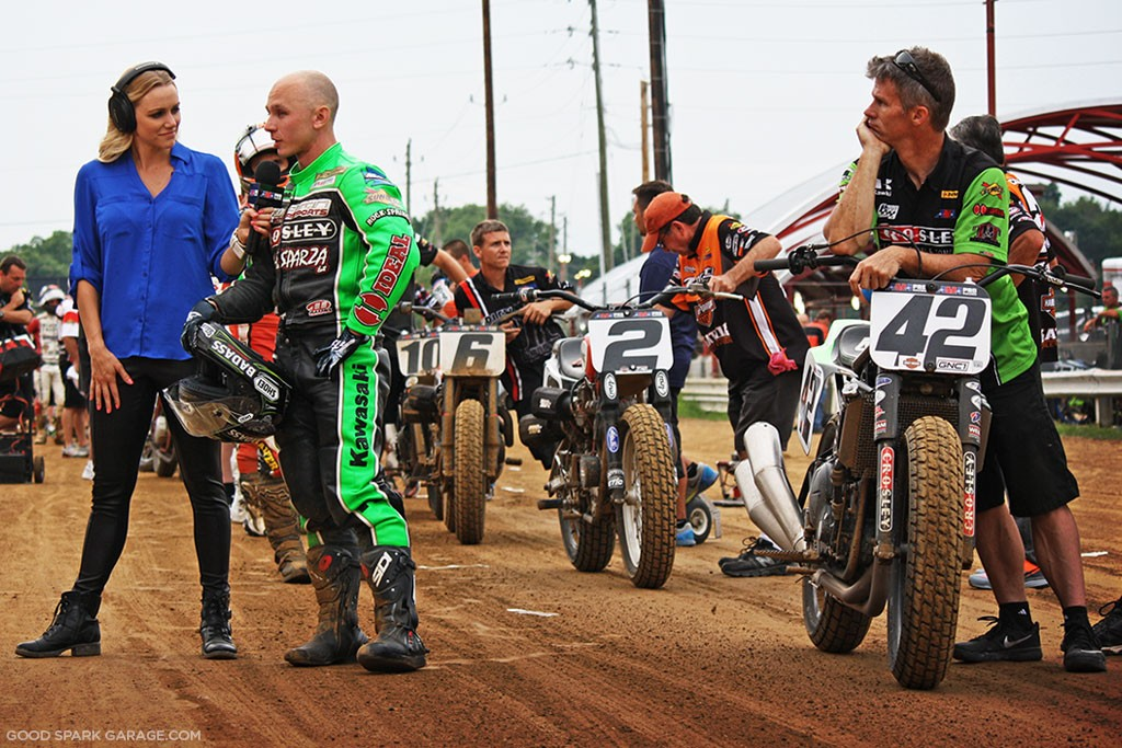 Indy Mile 2015 Bryan Smith Interview