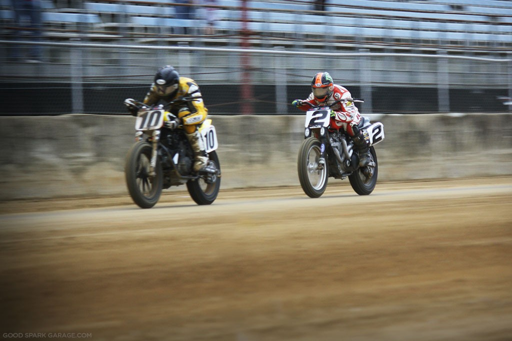 Indy Mile 2015 Johnny Lewis and KennyCoolbeth