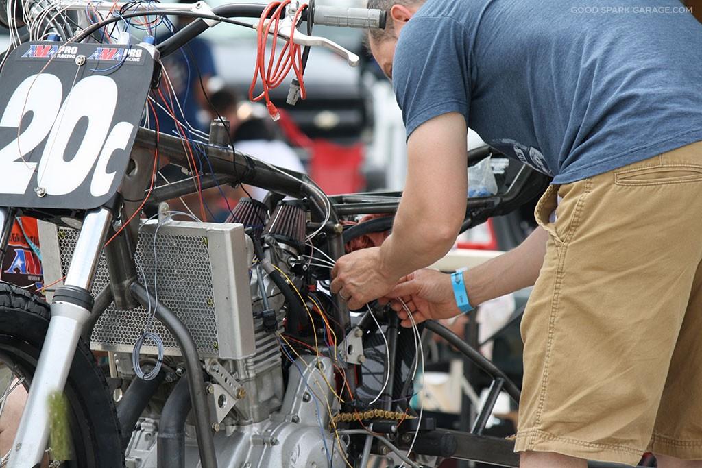 Indy Mile 2015 Mechanic