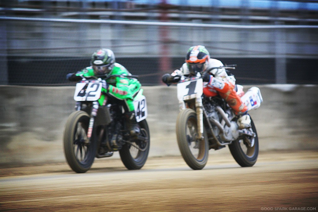 Indy Mile 2015 Bryan Smith and Jared Mees