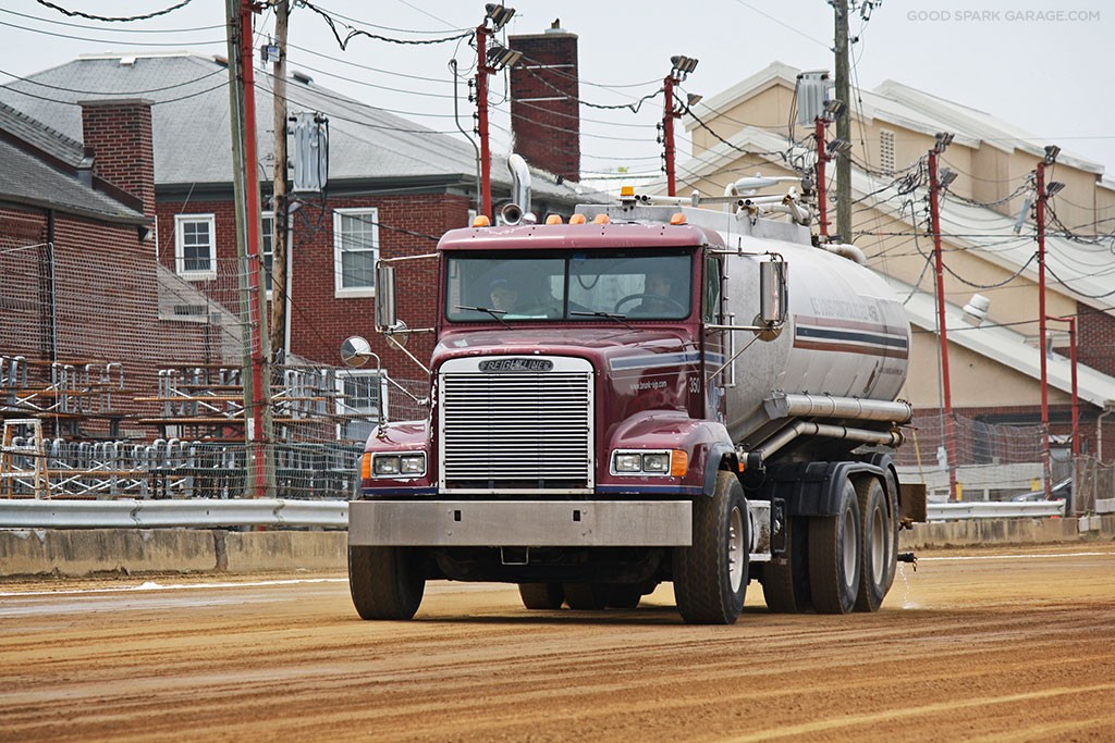 Indy Mile 2015 Water Truck