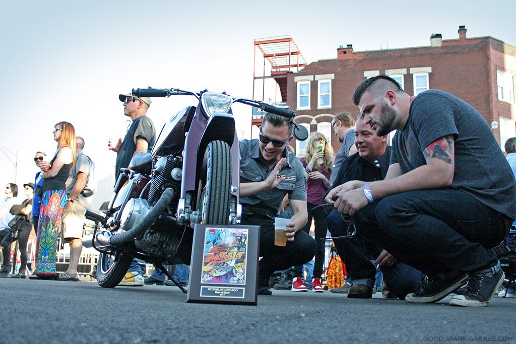 Motoblot 2015 - The Scene