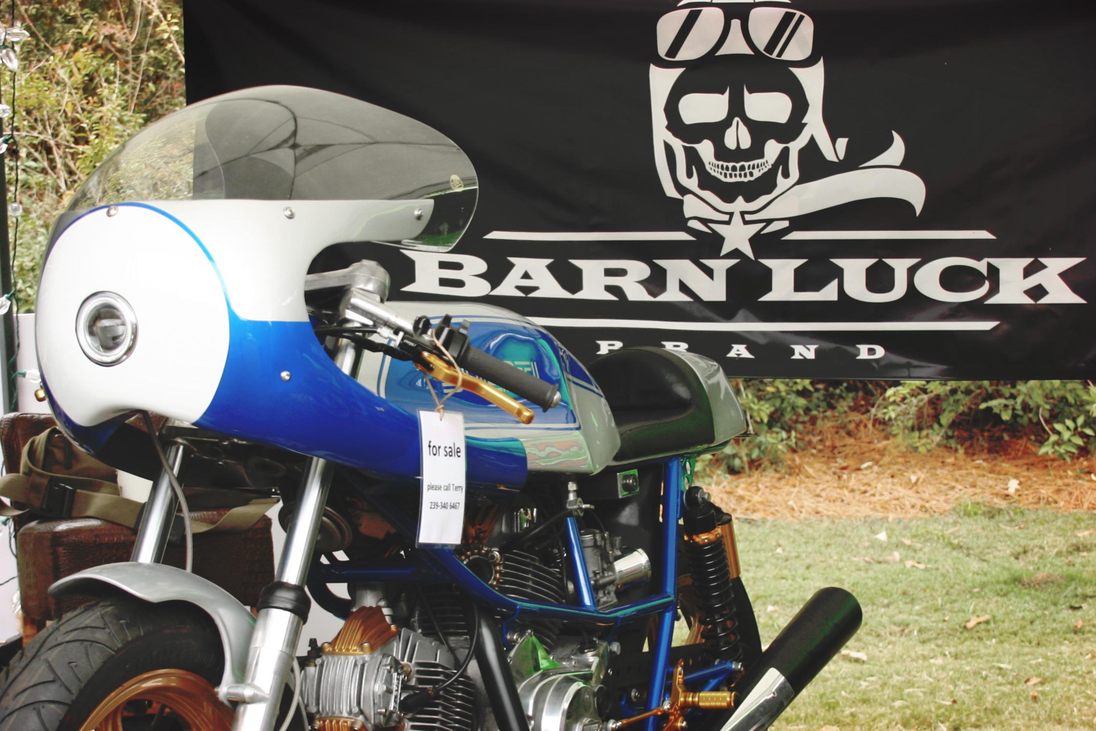 Barn Luck Brand