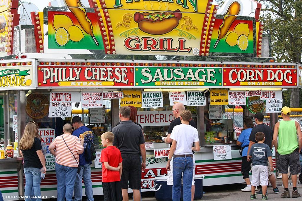 Fair-Food-Booth-James-Dean-Festival