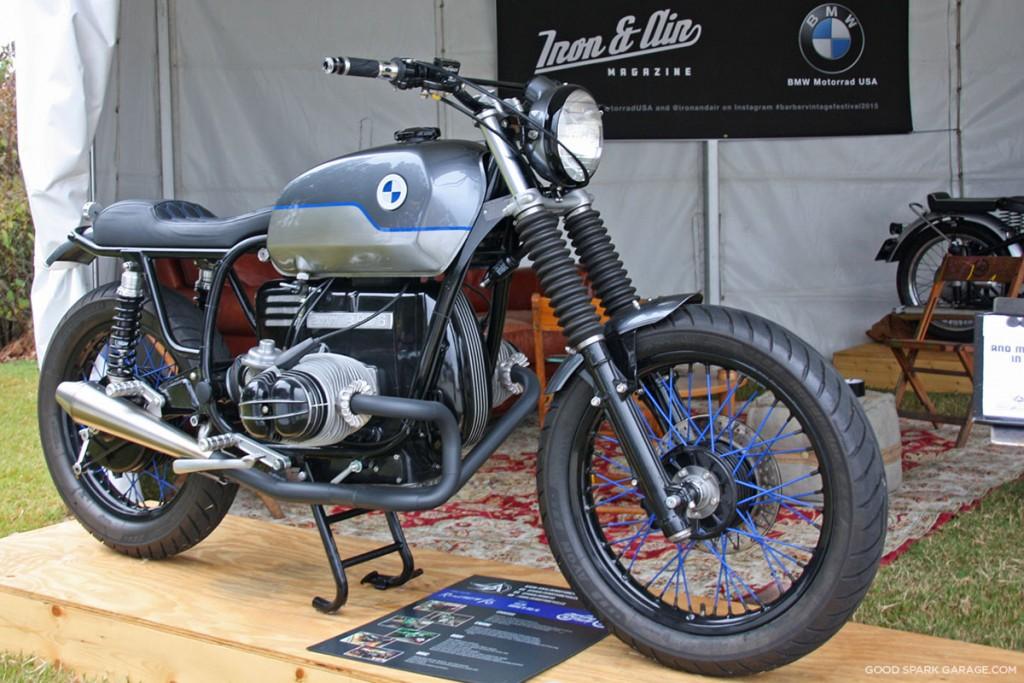 Analog Motorcycles Custom BMW