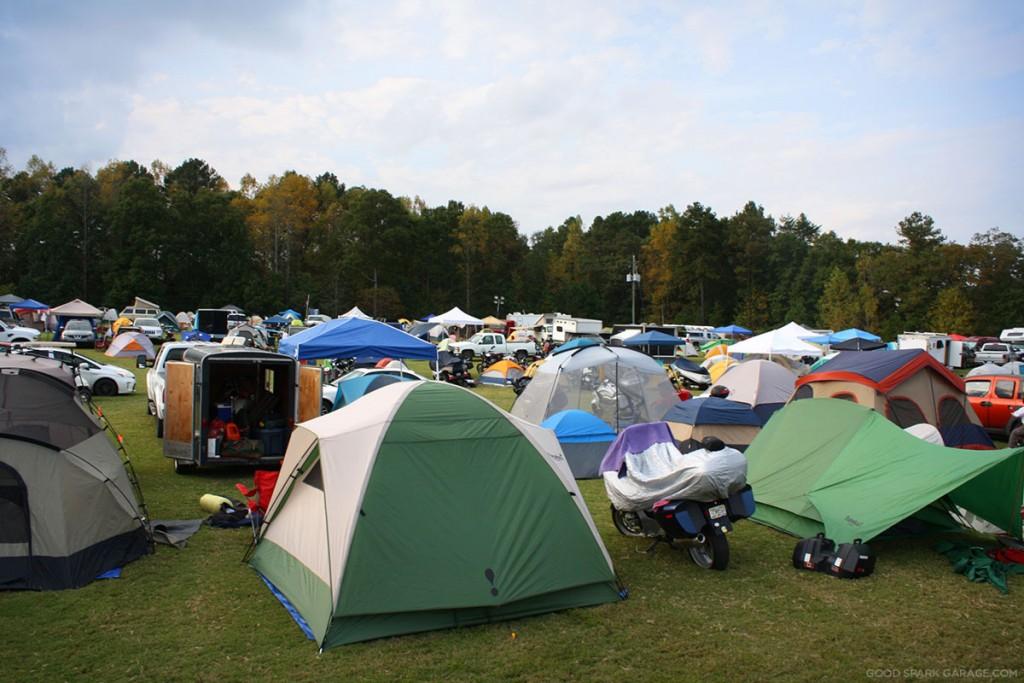 Tent Camp City