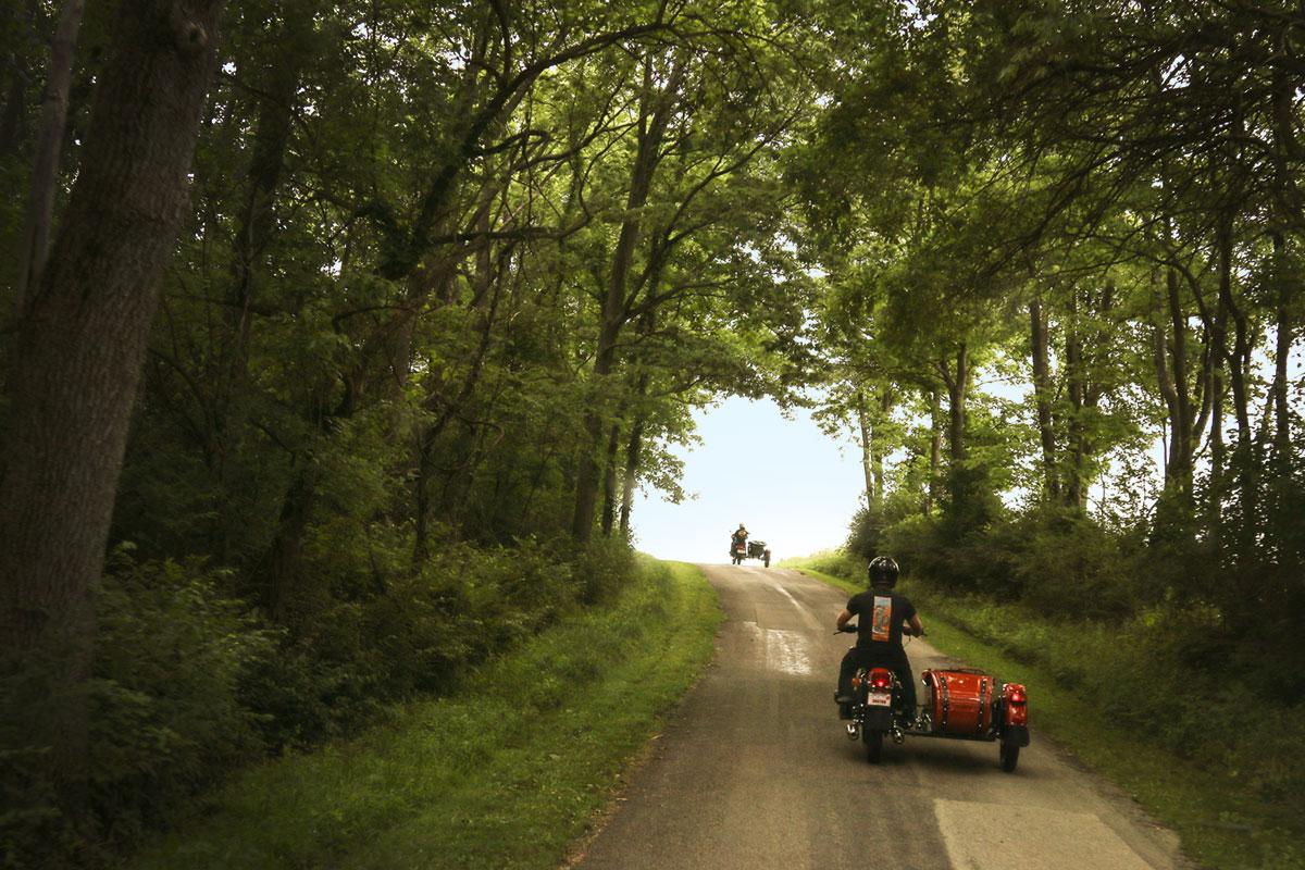 Enjoying the Ohio Backroads