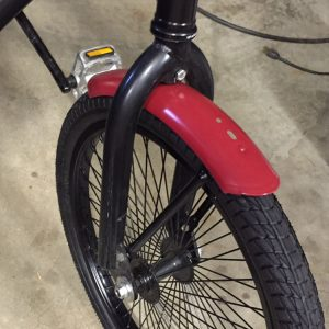 Fenders Painted