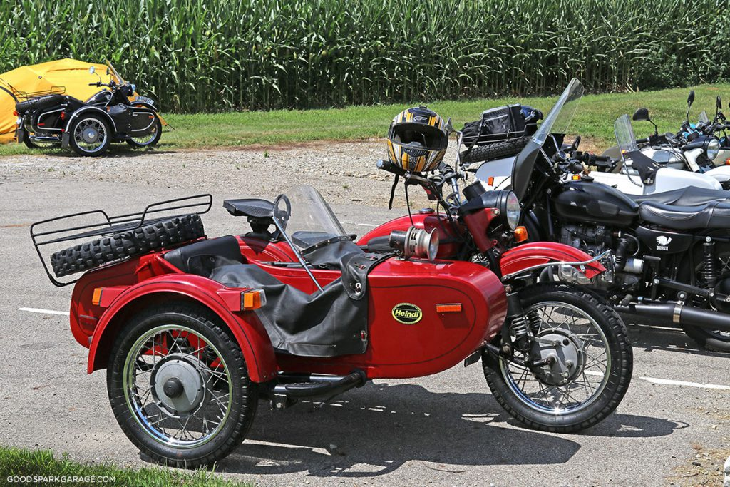 Ural-Sidecar-Rally-at-Heindl-Engineering