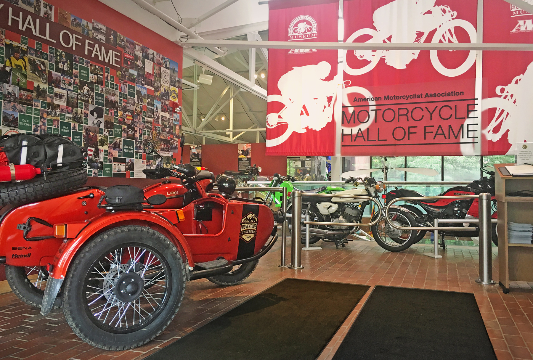 Motorcycle Hall of Fame Museum