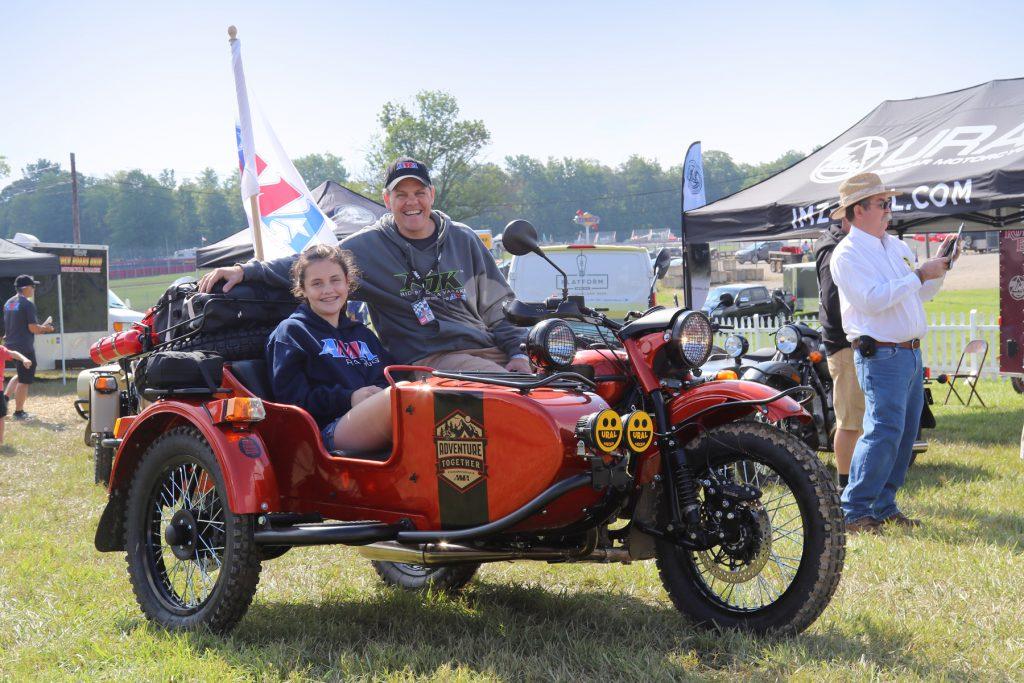 Vintage Motorcycle Days