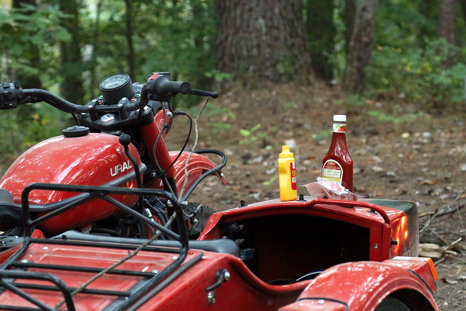 Picnic by Sidecar