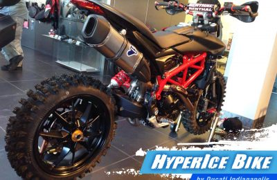 Hyper Ice Ducati Indianapolis