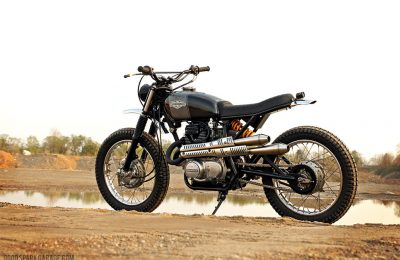 Wilkinson Bros Scrambler CL360