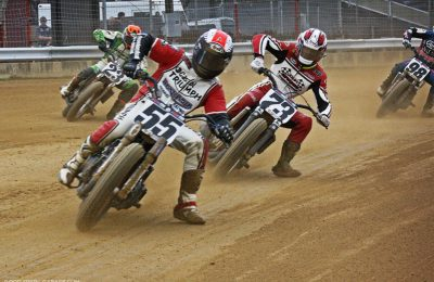 Indy Mile 2015 Flat Track Pitching It
